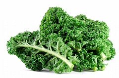 vegetarian diet; kale