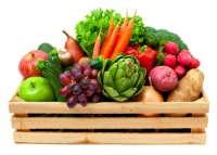 calories in vegetables; vegetarian diet tips